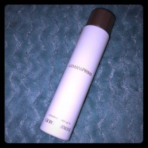 Giorgio Armani setting spray